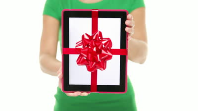 abonnement met tablet kado